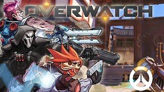 Overwatch Beta - Hanamura Hijinks