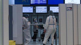 À Roissy, des tests obligatoires pour stopper le Covid-19 aux frontières