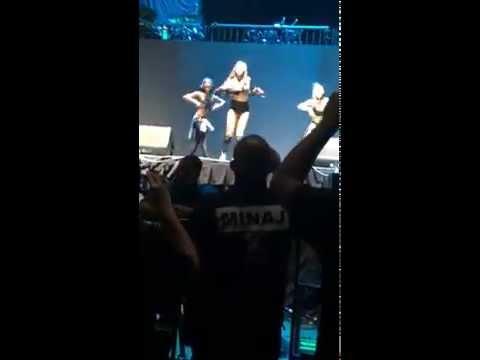 Tinashe - 2 On (Houston, TX) The Pinkprint Tour
