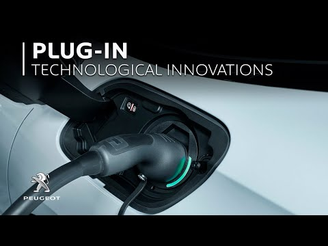 Peugeot Motorisation Plug-In Hybrid Vehicles