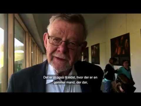 Forhenværende biskop Kjeld Holm fortæller om rejsen