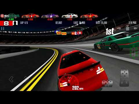 connectYoutube - Stock Car Racing / 3D Sports Car Track Race / Android Gameplay