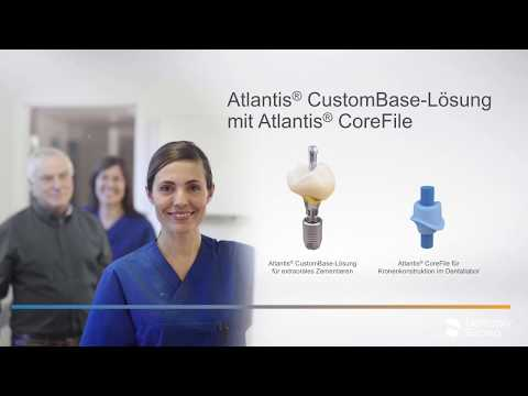Atlantis CustomBase-Lösung mit Atlantis Core File