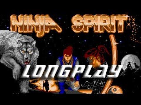Longplay #176 Ninja Spirit Commodore Amiga