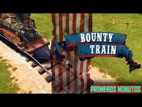 Bounty Train - Primeros Minutos - 2017 - Corbie Games - Gameplay