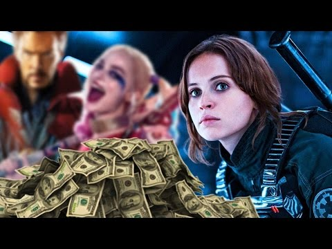Rogue One is Already Beating Suicide Squad and Dr. Strange Records - Up At Noon Live!