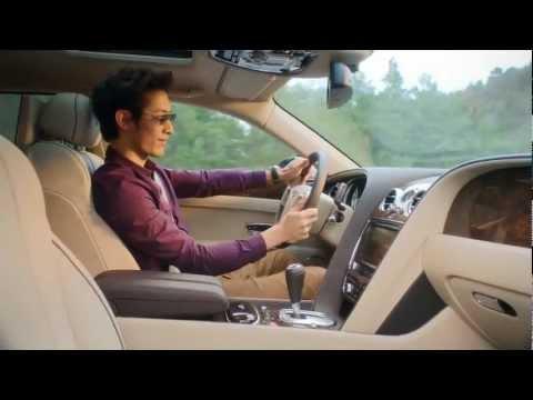 The New Bentley Flying Spur Luxury Sedan