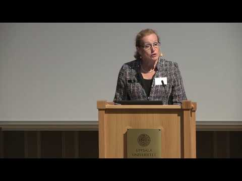 Welcome remarks by Eva Åkesson