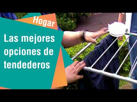 Las mejores opciones de tendederos para días de lluvia   Hogar