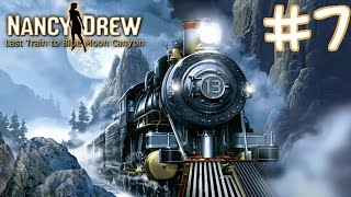 Nancy Drew: Last Train to Blue Moon Canyon Walkthrough part 7
