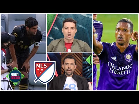 MLS Lo bueno, lo malo y lo feo. GOLAZOS, Carlos Vela en problemas y perla de Nani | Futbol Americas