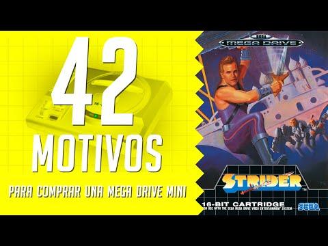 Strider. 42 motivos para comprar una Mega Drive Mini. (35/42)
