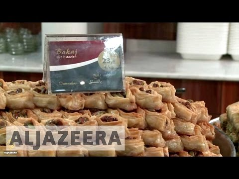 This Syrian bakery is a hit in Berlin