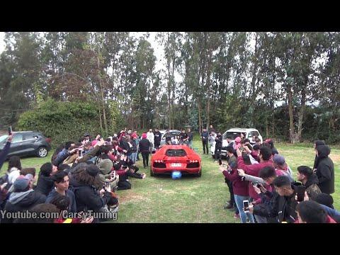 Supercars en Santiago Chile Vol 60 - LFA Nur, Aventador, 488 Pista y mas!