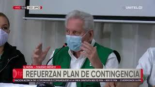 Rubén Costas dice que no es momento de celebrar ni de bajar la guardia