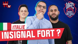 ???? [LIVE] Debrief Italie - République tchèque (4-0) : plus qu'un outsider à l'Euro  (Football)