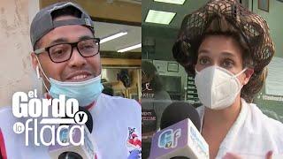 Prohíben a barberos y estilistas de NY platicar con clientes para evitar contagios de covid-19 | GYF