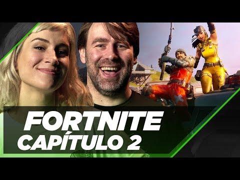 Novo Capítulo do Fortnite - Xbox Drops