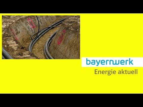 Energie aktuell: Bayernwerk baut 110-kV-Erdkabelleitungen