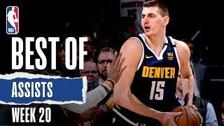 NBA's Best State Farm Assists from Week 20 | 2019-20 NBA Season