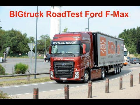 BIGtruck RoadTest Ford F-Max
