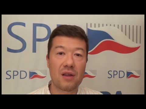 Tomio Okamura: Likvidace našeho průmyslu pokračuje