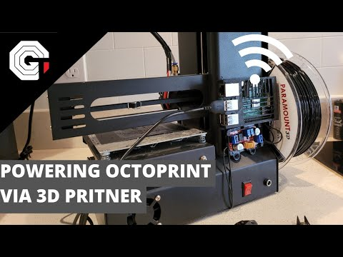 Reliable Power and Protecting Octoprint Hardware w/Glytch