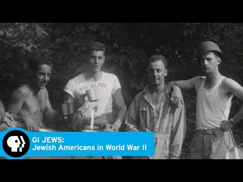 GI JEWS | Our Lives Depended on Each Other | PBS