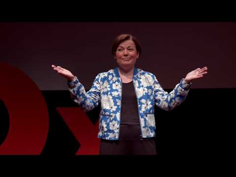 Why gender equality is not just about women | Caroline Strachan | TEDxFolkestone