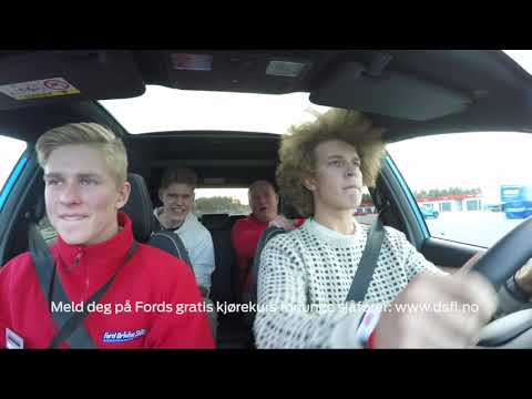 Ford Driving Skills for Life 2019