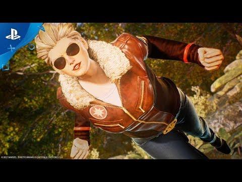 Marvel vs. Capcom: Infinite – Major Carol Danvers Costume | PS4