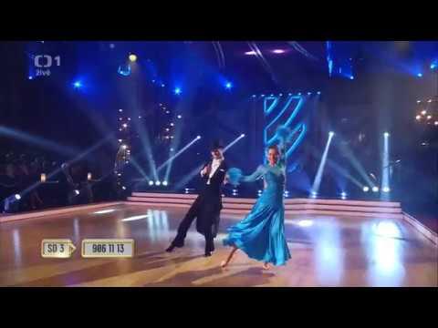 Finále: Jakub Vágner a Michaela Nováková - Slowfox