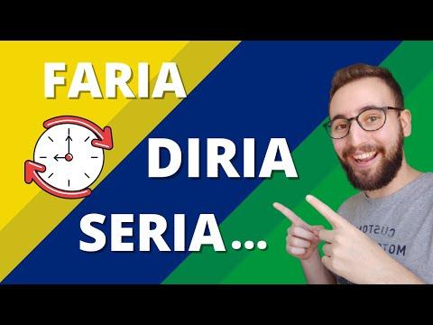 O futuro do pretérito em português | Vou Aprender Português