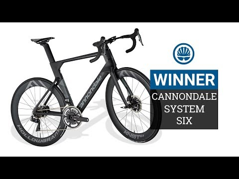 Race Bike of The Year WINNER | Cannondale SystemSix Hi-Mod
