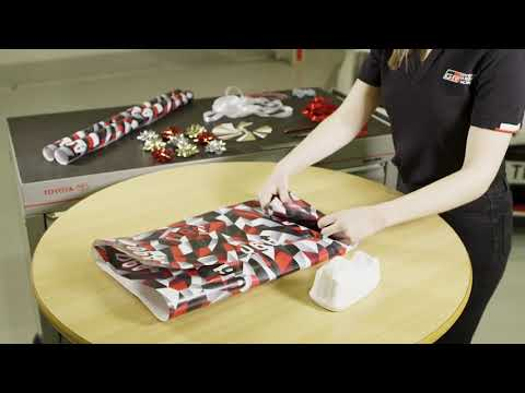 How to Wrap a Shirt