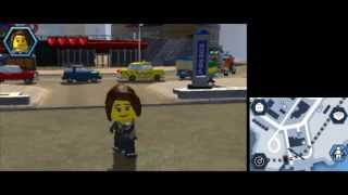 LEGO City Undercover: The Chase Begins - Character Showcase - Police (Big Heads)