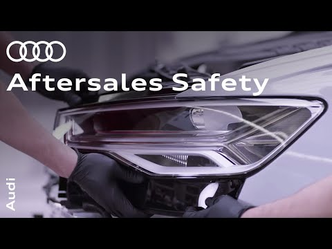 Audi Aftersales 2017: Safety