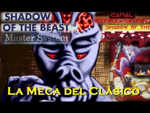 La Meca del Clásico - 05 - Shadow of the Beast (Master System) ~ Review ~ Con Nazanín Hadidi