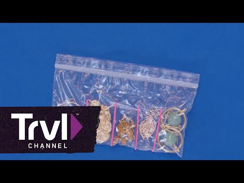How to Organize Jewelry for Travel - Travel Channel