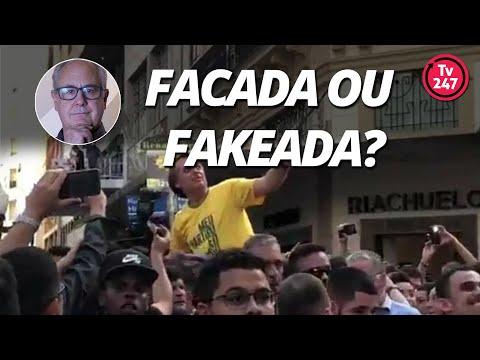 Joaquim de Carvalho lança novo documentário: facada ou fakeada