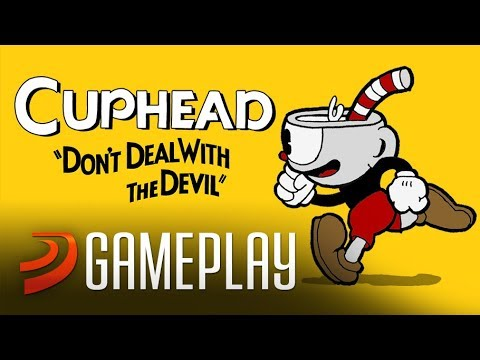 CUPHEAD - Maravilla visual y jugable / Gameplay comentado
