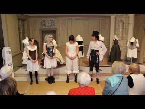 Tillskärarakademin gästar Röhsska museet, del 2