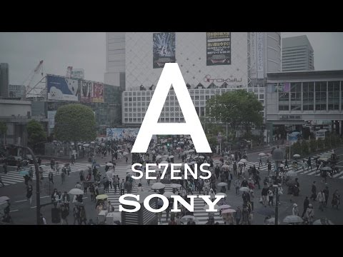 Sony ASe7ens – The journey to Japan