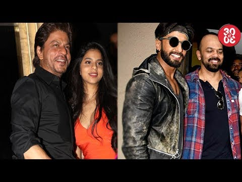 Shahrukh Khan On His Kids & Paparazzi | Rohit Shetty Confirms A Collab With Ranveer Singh