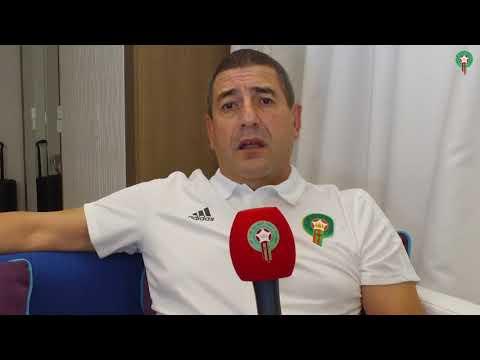 تصريح هفتي حول الحالة الصحية للمنتخب غياب بلهندة وزياش عن ودية تونس