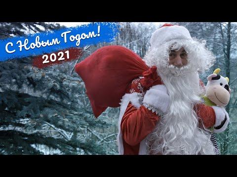 С Новым 2021 годом! - поздравление от доктора Комаровского