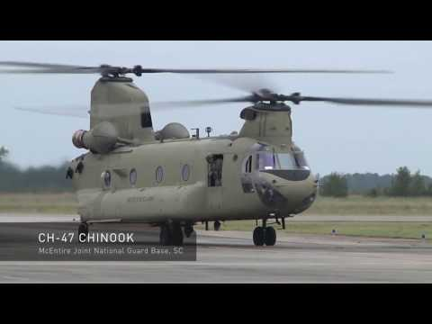 Pilot a CH-47 Chinook in the National Guard