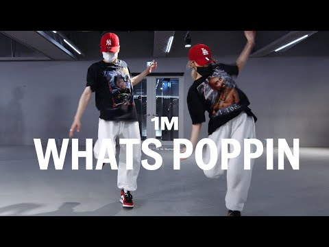 Jack Harlow - WHATS POPPIN / Isabelle x Youngbeen Choreography