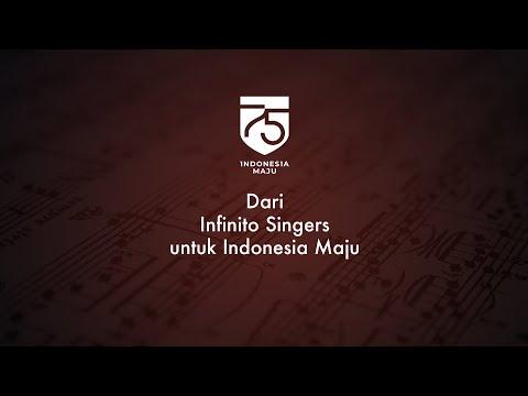 Infinito Singers - Pancasila Rumah Kita