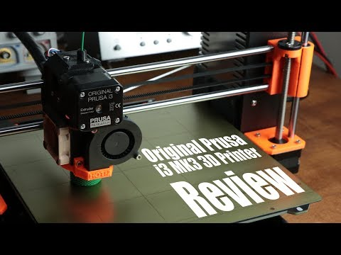 Original Prusa i3 MK3 3D Printer Review - Still the best 3D Printer?